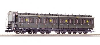 Train électrique : ROCO R64067 - Voiture 2 ck KPEV