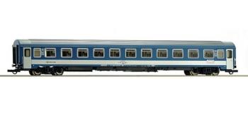 Train électrique : ROCO R64492 - Voiture de voyageurs 2ème classe des MAV