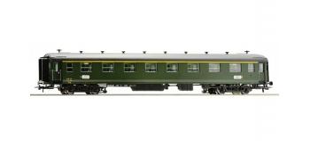 Train électrique : ROCO R64590 - Voiture première classe type EST A8myfi n°136965 SNCF