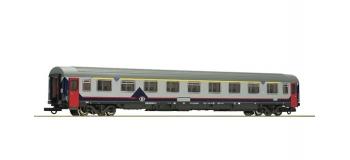Modélisme ferroviaire : ROCO R64683- Voiture voyageurs 1ère classe SNCB