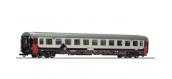 Modélisme ferroviaire : ROCO R64684- Voiture voyageurs 2ème classe SNCB