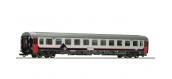 Modélisme ferroviaire : ROCO R64685- Voiture voyageurs 2ème classe SNCB