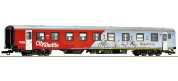 Modélisme ferroviaire : ROCO R64798 - Voiture vélos 2CL