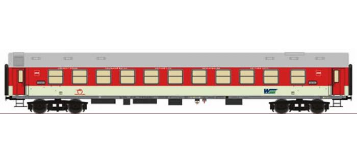R64832 VOITURE COUCHE.ZSSK train electrique