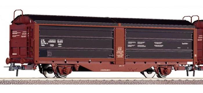 Train électrique : ROCO R66040 - Coffret 2 wagons de la SNCB