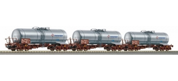 R66121 SET 3 WAG.CIT.TRANSF.RENFE train electrique