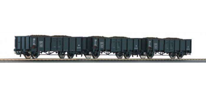 R66136 SET 3 WAG.TOMB.CFL train electrique