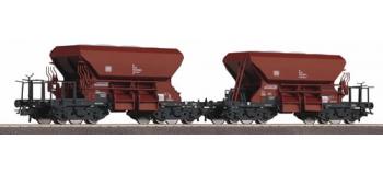 R66148 SET 3 WAG.POSTAUX OBB train electrique