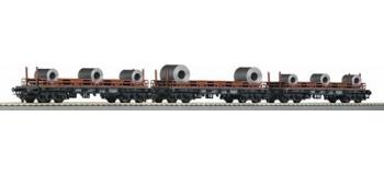 R66159 SET 3 WAG.TRANSP.TOLE DB train electrique
