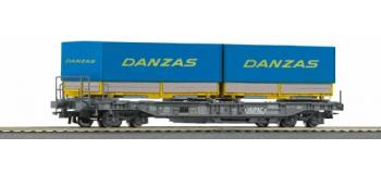 R66616 WAGON POCHE DANZAS SBB train electrique