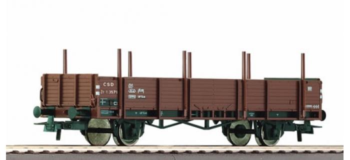 R66829 WAG.PLAT RANCHERS CSD train electrique