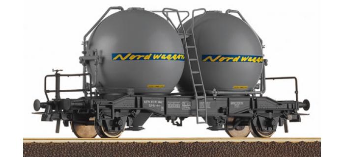 R66838 WAG.SILO SPHERI.NORD SJ train electrique