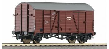 R66887 WAGON PLAT FS train electrique