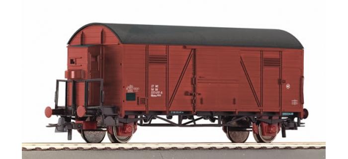 R66896 WAGON COUVERT DR train electrique