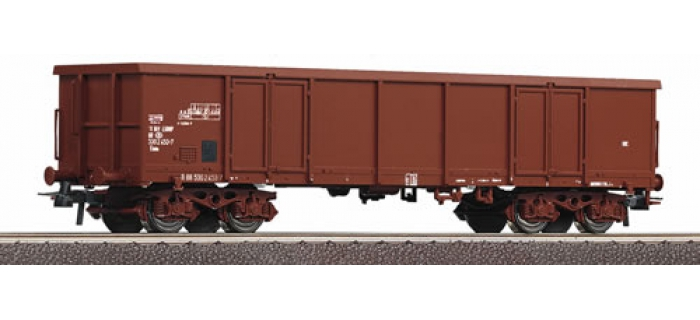 R66938 WAGON TOMBER.SNCB train electrique