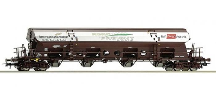 Train électrique : ROCO R67301 - Wagon à toit coulissant des ÖBB