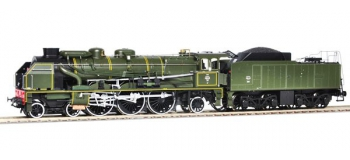 Train électrique : ROCO R68305 - Locomotive à vapeur E231 de la SNCF