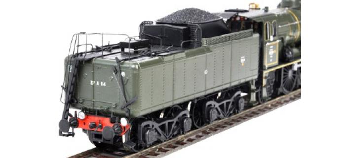 ROCO R68310 - Locomotive à vapeur 231E30 son AC SNCF