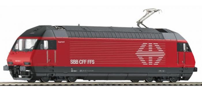 R68704 LOCO ELEC.RE460 AC SBB train electrique