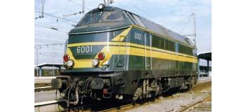 ROCO R68890 - Locomotive diesel série 60 N°6001 de la SNCB