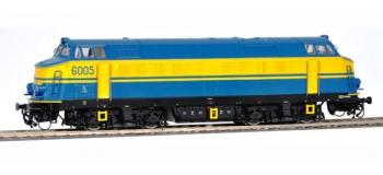 Train électrique : ROCO R68893 - Locomotive diesel série 60 N°6005 de la SNCB