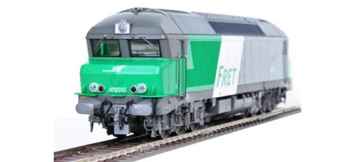 ROCO R68989 - Locomotive Diesel CC72013 FRET AC SNCF