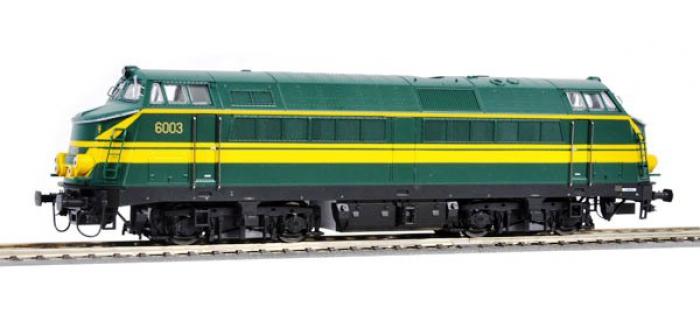 Train électrique : ROCO R68995 - Locomotive diesel 6003 AC SNCB