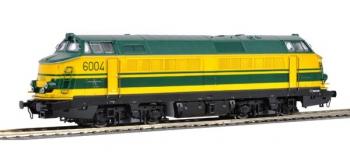 Train électrique : ROCO R68996 - Locomotive diesel 6004 AC SNCB
