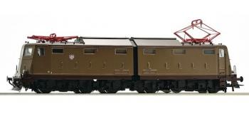 Train électrique : ROCO R72325 - Locomotive électrique série SON E636 des FS