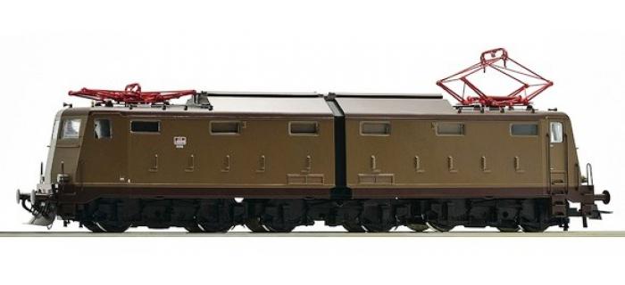 Train électrique : ROCO R72324 - Locomotive électrique série E636 des FS