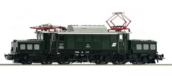 Modélisme ferroviaire : ROCO R72350 - Locomotive électrique 1020.46 des ÖBB