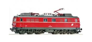 Modélisme ferroviaire : ROCO R 72363 - Locomotive électrique sonorisée Rh1110 OBB