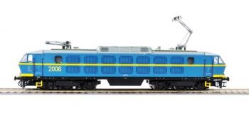 Train électrique : ROCO R72380 - Locomotive électrique 2006 bleue SNCB