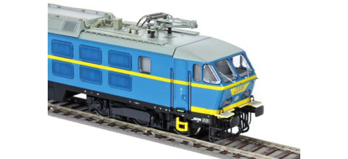 ROCO R72380 - Locomotive électrique 2006 bleue SNCB