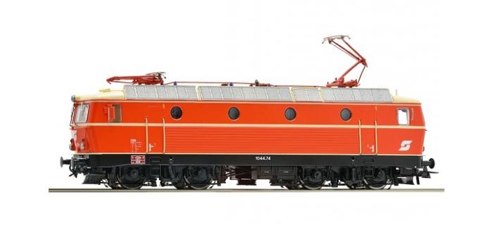 Train électrique :  ROCO R72428 - Locomotive électrique série Rh 1044 de l'ÖBB