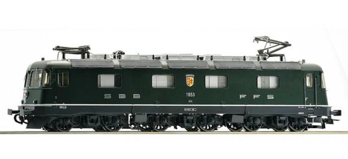 Train électrique : ROCO R72585 - Locomotive électrique SON Re 6/6 des CFF