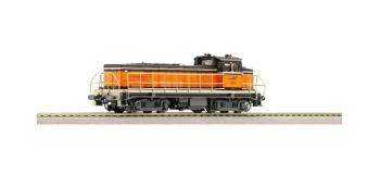 Modélisme ferroviaire :   ROCO R72821 - Locomotive diesel séries BB 63000, SNCF
