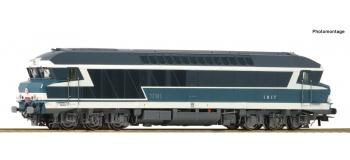 Modélisme ferroviaire : R73005 - Locomotive électrique série BB 7200, SNCF, DCC - SON