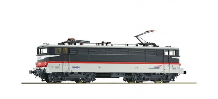 Modélisme ferroviaire : ROCO R73343 - Locomotive électrique BB 16054, SNCF, DCC, SON