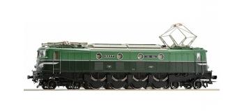 Modélisme ferroviaire : ROCO R73480 - Locomotive électrique 2D2 9100 bicolore SNCF
