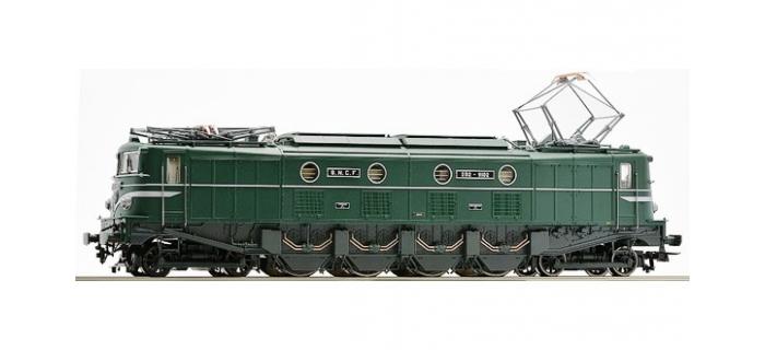 Modélisme ferroviaire :  ROCO R73481 - Locomotive électrique 2D2 SNCF