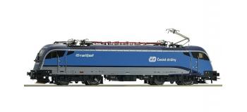 Modélisme ferroviaire : ROCO R73499 - Locomotive électrique Rh 1216 CD-Railjet Conception, OEBB