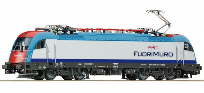 Train électrique : ROCO R73520 - Locomotive E190 314 InRail