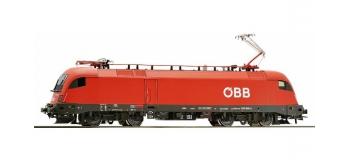 Train électrique : ROCO R73532 - Locomotive électrique Rh 1116 ÖBB + vidéo camera