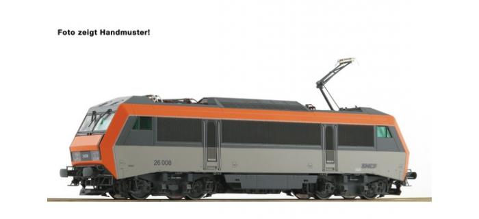 Modélisme ferroviaire : R73855 - Locomotive électrique BB 26000 SYBIC SNCF
