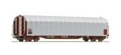 Modélisme ferroviaire : ROCO R76471 - Wagon à bâche coulissante, SNCF