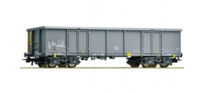 Train électrique : ROCO R76809 - Wagon tombereau SBB