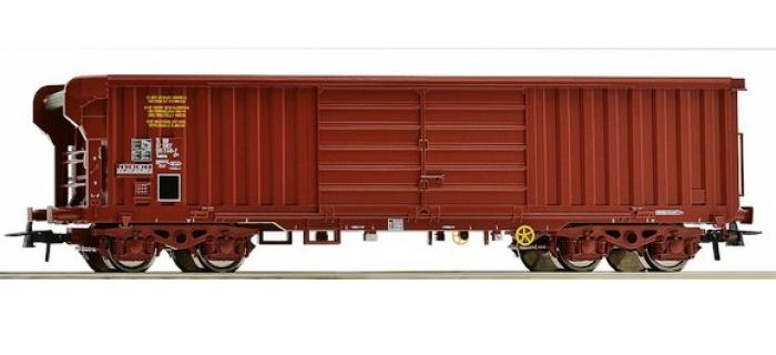 Train électrique : ROCO R76817- Wagon à toit roulant SNCF