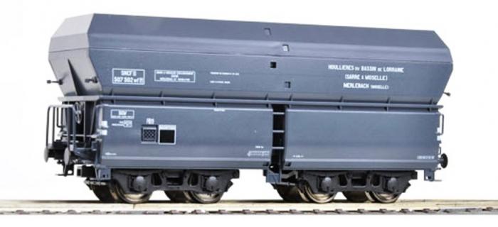 Train électrique : ROCO R76872 - Wagon trémie SGW 3 SNCF