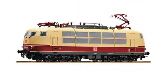 Train électrique :  ROCO R78311 - Locomotive électrique BR 103 DB AG